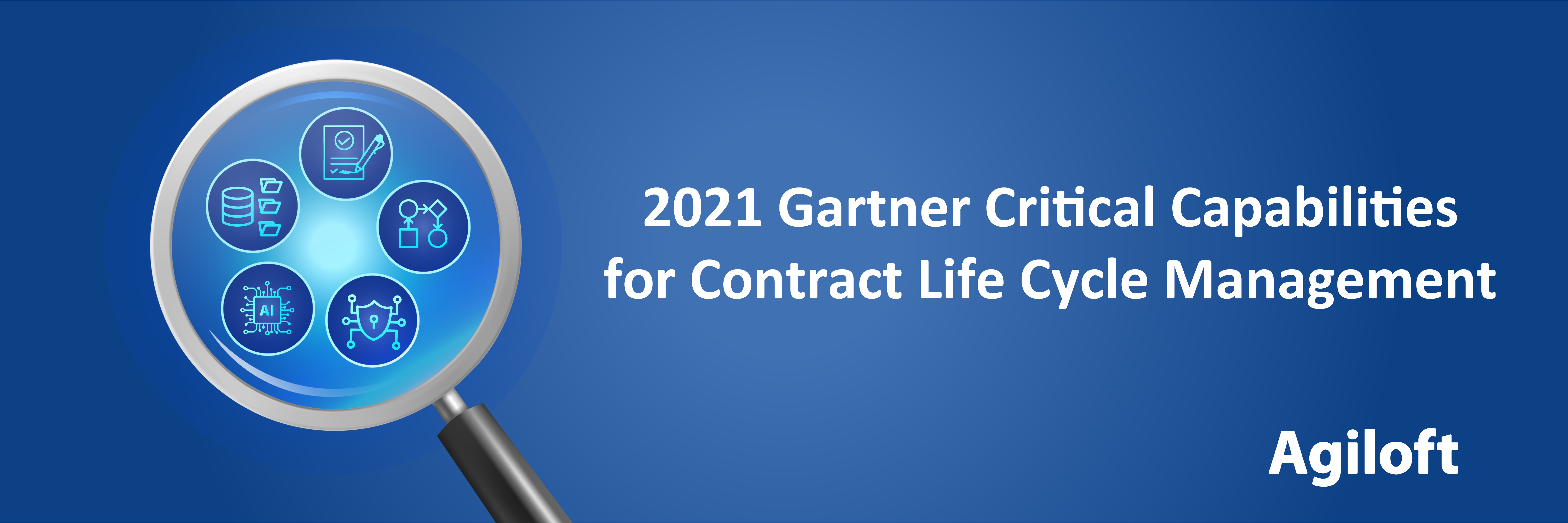 2021 Gartner Critical Capabilities for Contract Lifecycle Management
